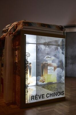 CHINESE WHISPERS: Recent Art from the Sigg Collection, installation view