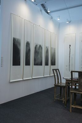 Rasti Chinese Art at Art Central 2016, installation view