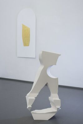 Attitudes/Sculpture #1 curated by Daniele Capra, installation view
