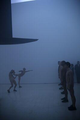 Wayne McGregor - Random Dance | Scavenger, installation view