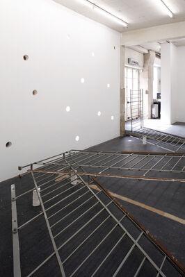 Hans Schabus, 'Wohin Und Zurück', installation view