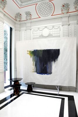 Preview new artists : Alexandra Mocanu and Emma Donnersberg, installation view