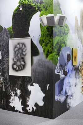 Kukje Gallery at Taipei Dangdai 2019, installation view