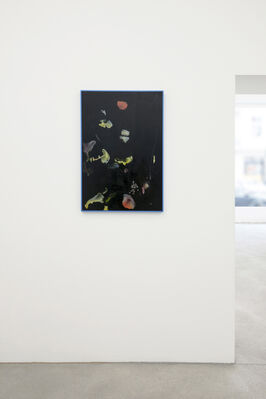NYAH ISABEL CORNISH | COMPLETE INDECISIONS, installation view