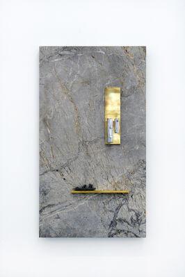 Luca Vitone, Georgia Dickie, David Jablonowski, installation view