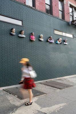 Delancey Street, installation view