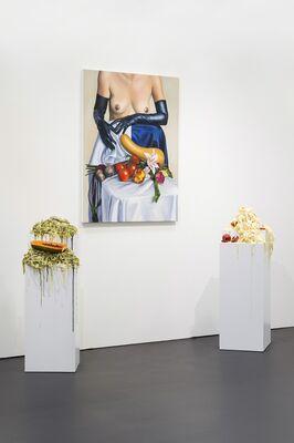 Galerie Sébastien Bertrand at NADA New York 2016, installation view