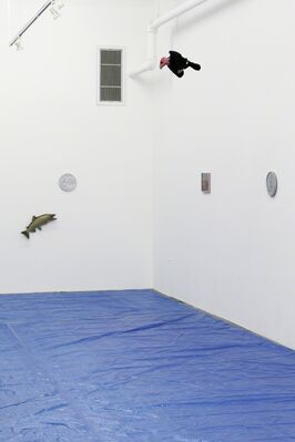 Tyler Healy: PST, installation view