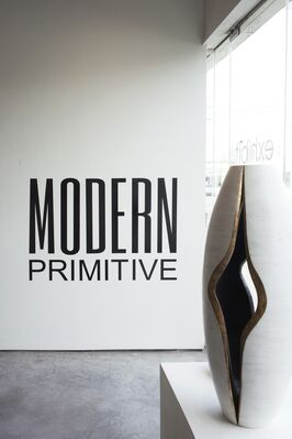 Modern Primitive, installation view