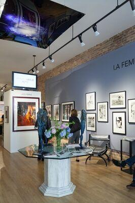 LA FEMME: Beauty & Form, installation view