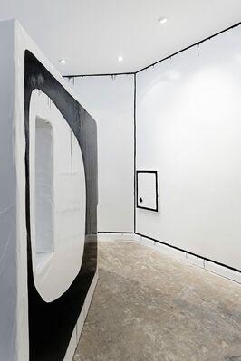 BEDROCK, installation view