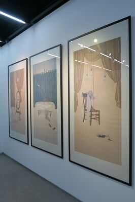 Maison de Luxe, installation view