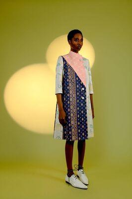 Duro Olowu: Seeing Chicago, installation view