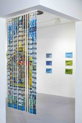 Please Call Me, installation view