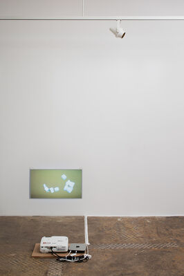 Alina Tenser: Hip Openers, installation view