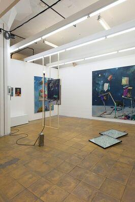 Herrmann Germann Contemporary at Art Rotterdam 2016, installation view
