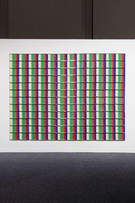 Mitchell-Innes & Nash at Art Basel in Miami Beach 2019, installation view