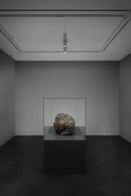 Julian Charrière - INTO THE HOLLOW, installation view