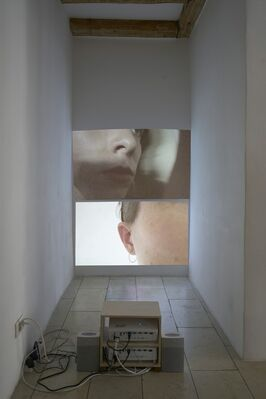 WHOOOHW HAAAH HUUHUUH, installation view