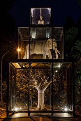 The Ground by Kamin Lertchaiprasert, installation view