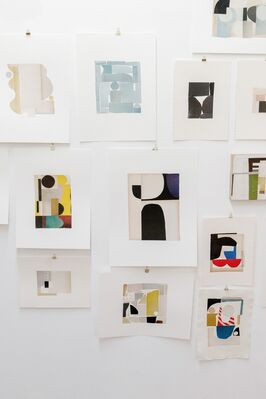 Series Launches in June, installation view