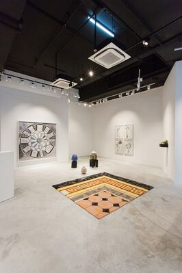 Towards the Interior, installation view