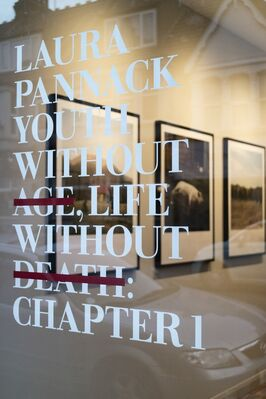 Youth Without Age, Life Without Death: Laura Pannack, installation view