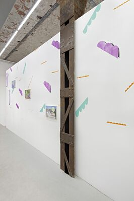 Discreet Justice, installation view