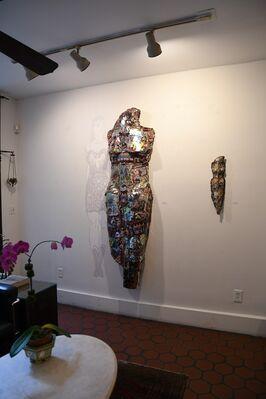 Linda Stein, installation view