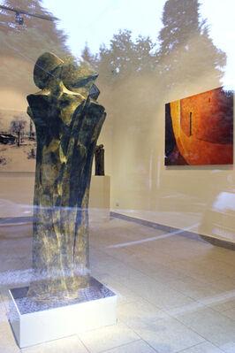 MATERICO | Daniele Cestari - Dolores Previtali - Tomàs Martínez Suñol, installation view