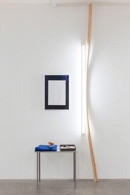 Roland Kollnitz / Hermann Bayer - Chance Acquaintance, installation view