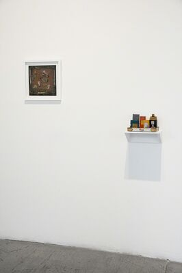 Libby Black: A Light That Never Goes Out, installation view