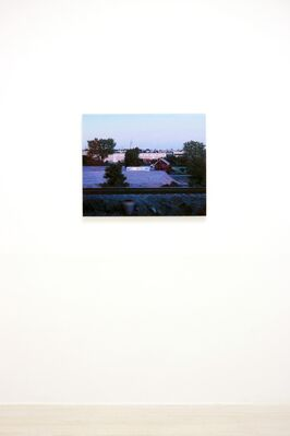 MATT KENNY - THE HOUSE ON COUNTY ROAD ONE, installation view