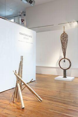 YOSHITOMO SAITO : WOVEN, installation view
