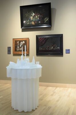 GLASSFEVER - Contemporary Art in Glass, installation view