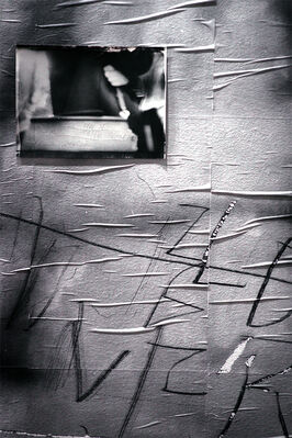 Sergej Vutuc: Intimations of Substantiality Beneath, installation view