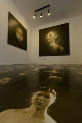ILEX Gallery at Art Paris 2019, installation view