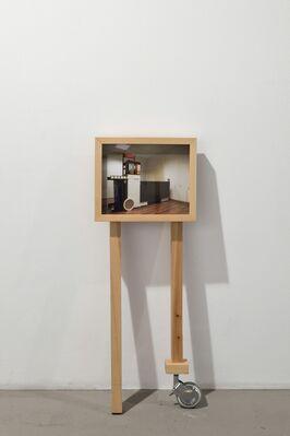 Post Winter Mixtape, installation view