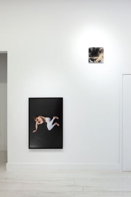 Tad Beck: Technique/Support, installation view
