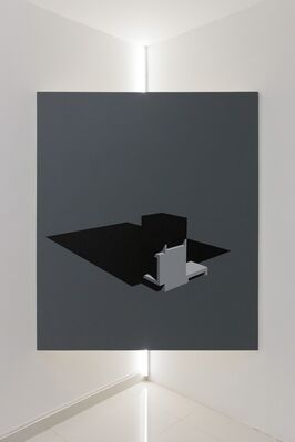 Alberto Lezaca   Vibraciones improbables, installation view