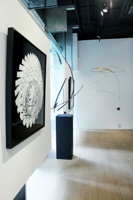 Intangible Space, installation view