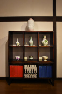 Yumekoubou Kyoto Collection Pottery & Porcelain, installation view