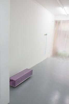 Il corpo d'aria, installation view