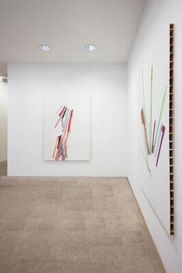 Helmut Dorner, installation view