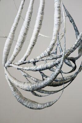 ANNE MUDGE: Matterings, installation view