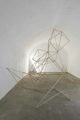 Fernando Otero - The Building and its Artifacts, installation view