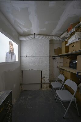 Sanna Helena Berger: A sequence which corresponds, installation view