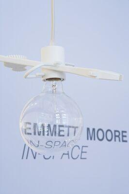 Emmett Moore:  IN-SPACE, installation view