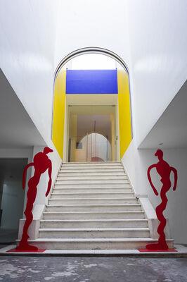 1931 - 2019, installation view