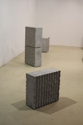 Ellen de Bruijne Projects at Art Basel 2015, installation view